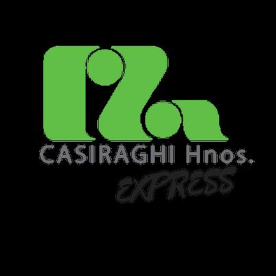 Logo Casiraghi Express